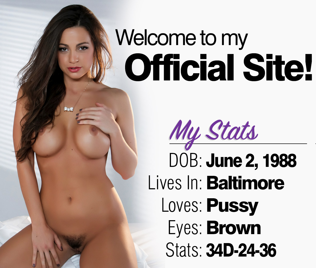 Something is. nude welcome to my site